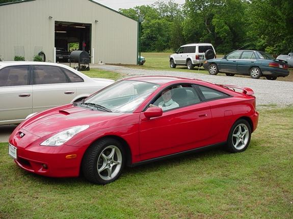 cwsample 39 s 2001 toyota celica in denison tx. Black Bedroom Furniture Sets. Home Design Ideas