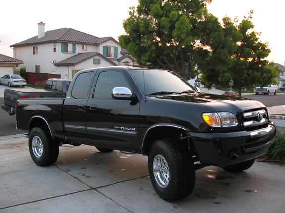 monchojr2 2003 toyota tundra access cab specs photos modification info at cardomain. Black Bedroom Furniture Sets. Home Design Ideas