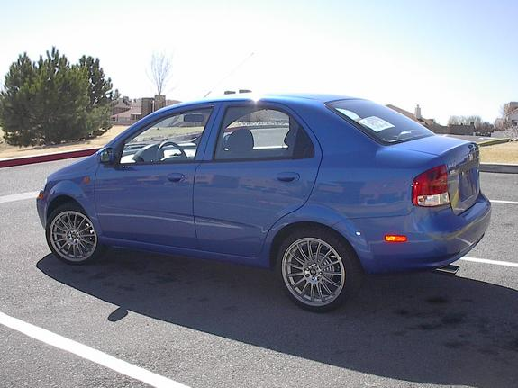 Badaveo 2004 Chevrolet Aveo Specs Photos Modification Info At Cardomain