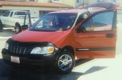 gustobrown 1997 Chevrolet Venture