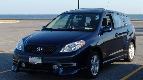rivot 2004 toyota matrix specs photos modification info. Black Bedroom Furniture Sets. Home Design Ideas