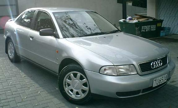 Another Hellfyers 1995 Audi A4 post... - 3566056