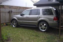 bosshogg337 2004 Lincoln Aviator