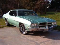 Firewangs 1972 Pontiac LeMans