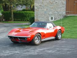 Rbbmoose427s 1968 Chevrolet Corvette