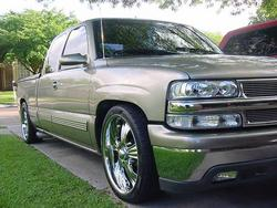 sugarpapiz 2000 Chevrolet Silverado 1500 Regular Cab
