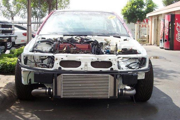 Another Censee001 2002 Mitsubishi Galant post... - 3580918