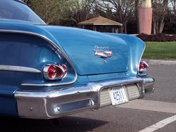 Another KFlory 1958 Chevrolet Delray post... - 3581544