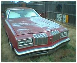 redrocketprojects 1977 Oldsmobile Cutlass