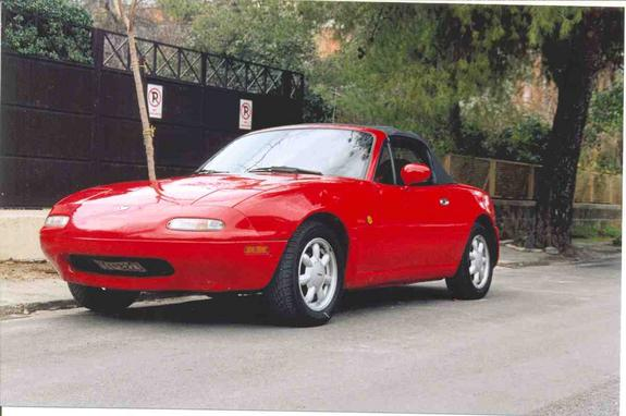 Another Achaios 1991 Mazda Miata MX-5 post... - 3589315