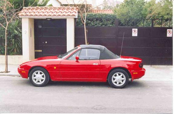 Another Achaios 1991 Mazda Miata MX-5 post... - 3589316