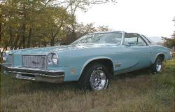 oleblue442 1975 Oldsmobile Cutlass Supreme 3591977