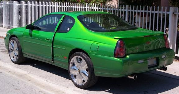Another mcon22s 2001 Chevrolet Monte Carlo post... - 3592574