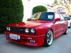 BavarianM3s 1988 BMW M3