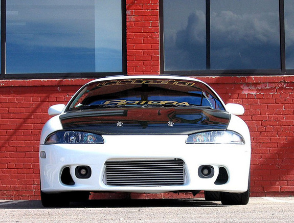 TurboFlash 1997 Mitsubishi Eclipse
