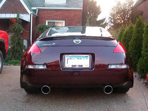 Another jinxxycat 2003 Nissan 350Z post... - 3599712