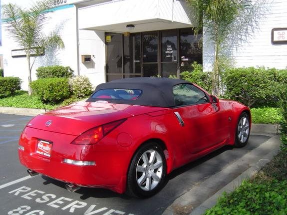 Another maximadave 2004 Nissan 350Z post... - 3601694