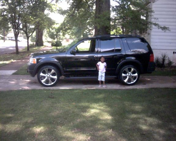 doggface 2005 ford explorer specs photos modification. Black Bedroom Furniture Sets. Home Design Ideas