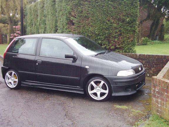 Another escortm1 1998 Fiat Punto post... - 3603725