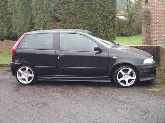 Another escortm1 1998 Fiat Punto post... - 3603726
