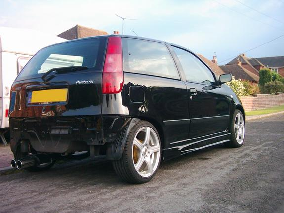 Another escortm1 1998 Fiat Punto post... - 3603749