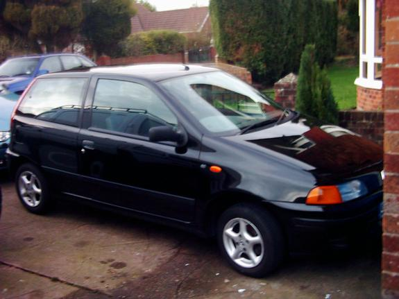 Another escortm1 1998 Fiat Punto post... - 3603753