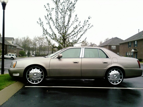 Xtmikex 2001 Cadillac Deville Specs Photos Modification