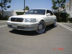 johnkssss 1991 Lexus LS