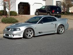 99silversaleen 1999 saleen mustang specs photos modification info at cardomain. Black Bedroom Furniture Sets. Home Design Ideas
