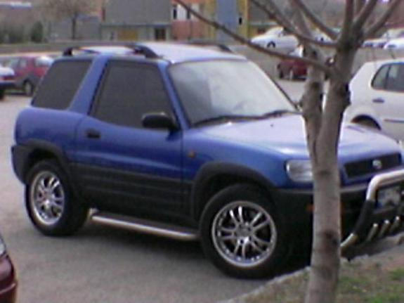 Another skemiksiz 1996 toyota rav4 post3062369 by skemiksiz the old one before the modificatiosn except stock wheels they have been changed into sciox Choice Image