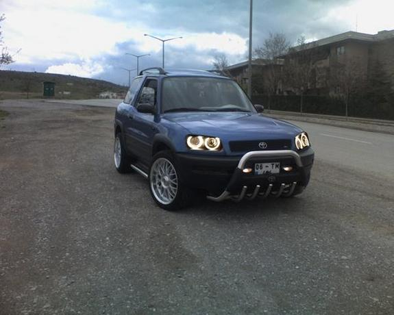 skemiksiz 1996 Toyota RAV4 Specs s Modification