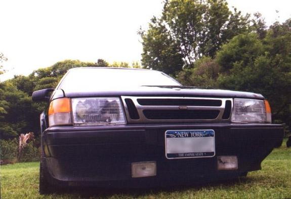 Another redskunk 1986 Saab 9000 post... - 3615491