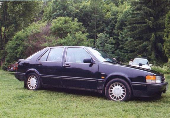 Another redskunk 1986 Saab 9000 post... - 3615494