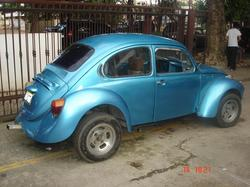 DominicanVolks 1972 Volkswagen Super Beetle