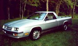Another Rampage1984 1984 Dodge Rampage post... - 3614448