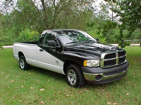 black_N_white's 2002 Dodge Ram 1500 Regular Cab
