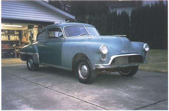 rockett88's 1949 Oldsmobile 88