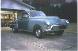 rockett88 1949 Oldsmobile 88