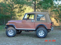 CJ7LIMITED 1982 Jeep CJ7