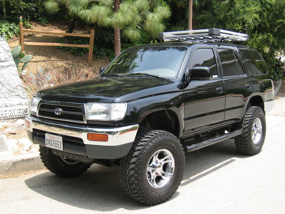 erikjeanna 1998 toyota 4runner specs photos modification. Black Bedroom Furniture Sets. Home Design Ideas