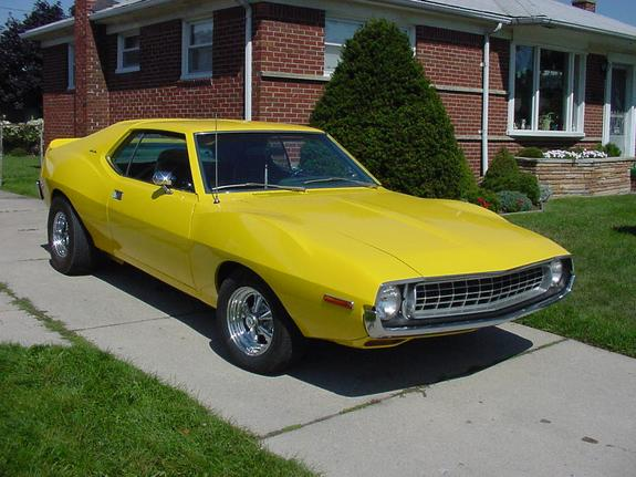 sawyer61's 1972 AMC Javelin