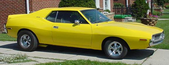 Another sawyer61 1972 AMC Javelin post... - 3622912