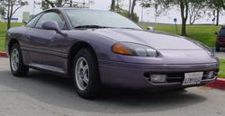 purplecars 1996 Dodge Stealth