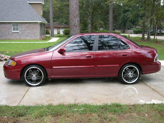Another qg18degxe 2001 Nissan Sentra post... - 3625126
