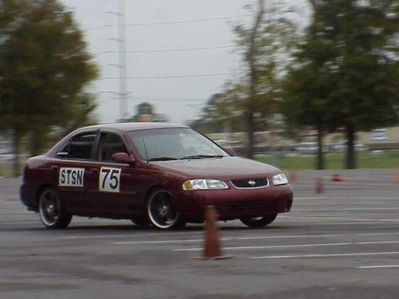 Another qg18degxe 2001 Nissan Sentra post... - 3625131