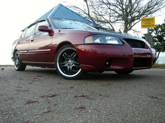 Another qg18degxe 2001 Nissan Sentra post... - 3625148