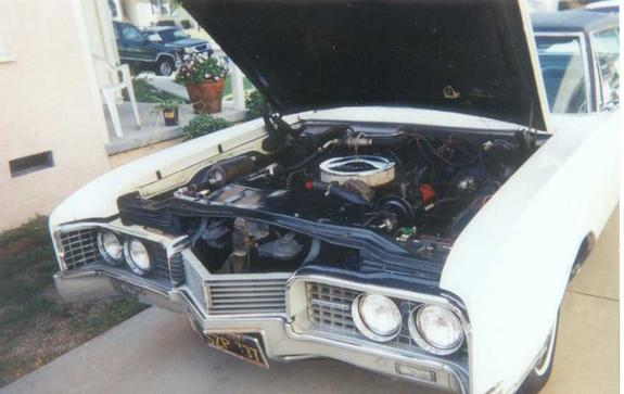 rocketman67 1967 Oldsmobile 98 3627740