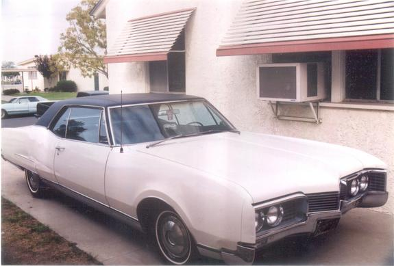 rocketman67 1967 Oldsmobile 98 3627742