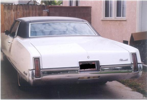 rocketman67's 1967 Oldsmobile 98