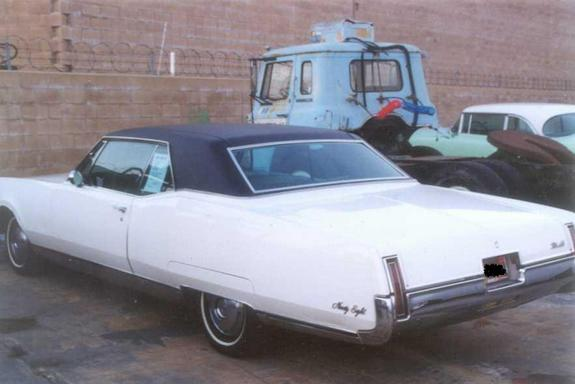 rocketman67 1967 Oldsmobile 98 3627751